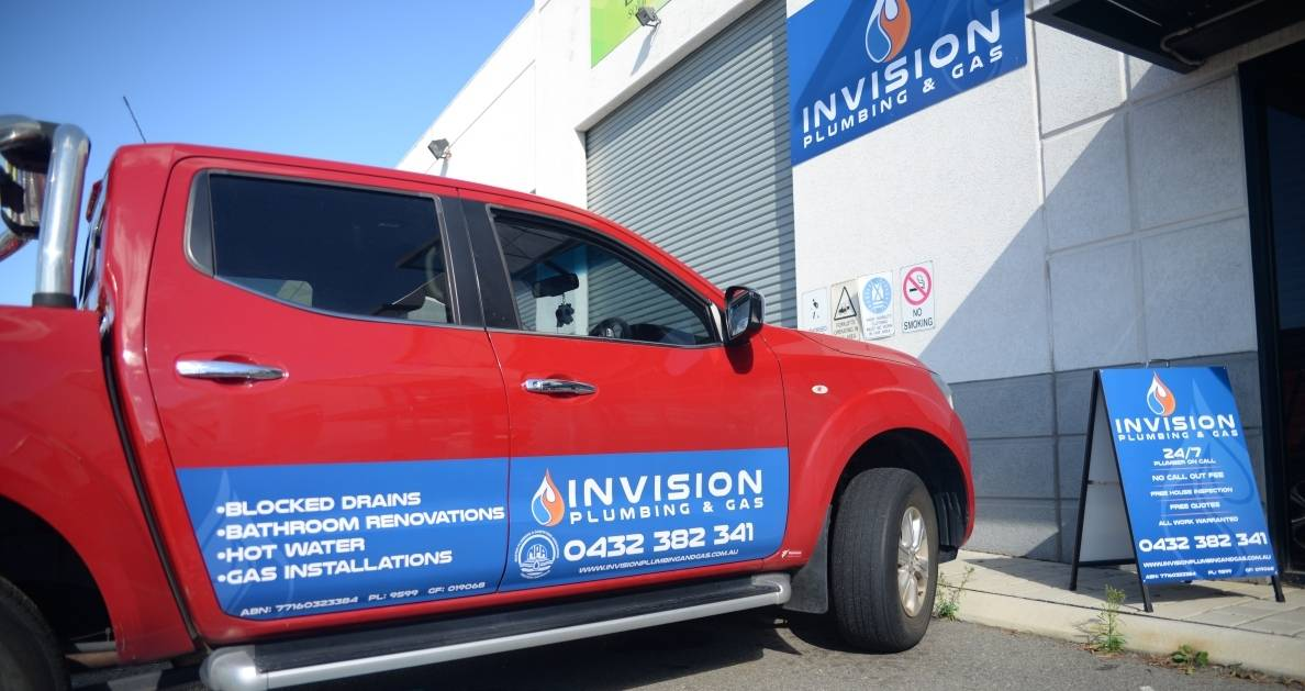 Emergency Plumbing Service Perth Invision Plumbing Gas